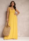 Żółta Sukienka Dancemaker