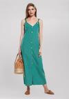 Zielona Sukienka Morisco