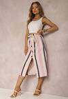 Różowa Spódnica Voguer