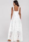 Biała Sukienka Indeterminable