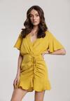 Żółta Sukienka Interruption