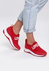 Czerwone Buty Sportowe Rile
