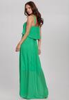 Zielona Sukienka Baulk