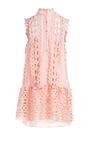 Różowa Sukienka Elemental