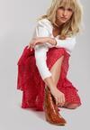 Czerwona Spódnica Eschew