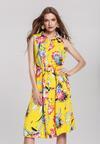 Żółta Sukienka Instigator
