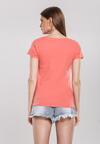 Koralowy T-shirt Huffy