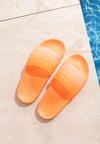 Pomarańczowe Klapki Augmented Reality