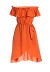 Pomarańczowa Sukienka Very Great