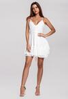 Biała Sukienka Come Out Of