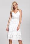 Biała Sukienka Camera