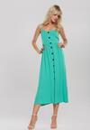 Zielona Sukienka Expecting