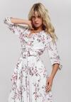 Biała Sukienka Repleteness