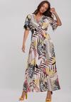 Jasnoróżowa Sukienka Biennial