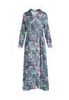 Niebieska Sukienka Aqeavien
