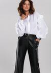 Czarne Spodnie Augury
