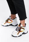 Białe Sneakersy Tuberose
