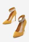 Żółte Szpilki Mya