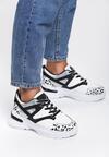 Białe Sneakersy Nayeli