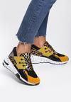 Żółte Sneakersy Meredith