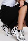 Wężowe Sneakersy Ivanna