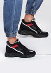 Czarne Sneakersy Itzel