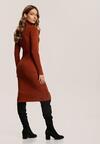 Camelowa Sukienka Rylan