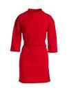Czerwona Sukienka Timbrel