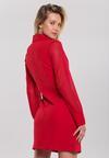 Czerwona Sukienka Fizgig