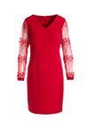Czerwona Sukienka In Sooth