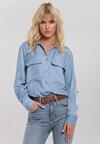 Niebieska Koszula Norland