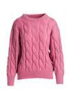 Ciemnoróżowy Sweter Zounds
