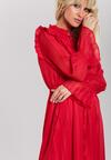 Czerwona Sukienka Naught