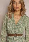 Zielona Sukienka Foligno