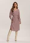 Różowa Sukienka Chaumont