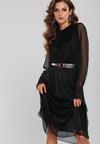 Czarna Sukienka Salvador