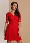 Czerwona Sukienka Larimer