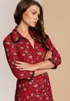 Czerwona Sukienka Lisieux