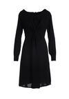 Czarna Sukienka Caucaia