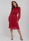 Czerwona Sukienka Salvador