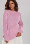 Różowy Sweter Balgreen