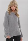 Szary Sweter Balgreen