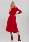 Czerwona Sukienka Hanson