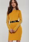Żółta Sukienka Kearns