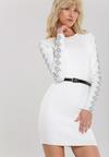 Biała Sukienka Kearns