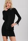 Czarna Sukienka Londonderry