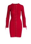 Czerwona Sukienka Londonderry
