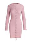 Różowa Sukienka Londonderry