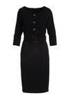 Czarna Sukienka Harrisdale