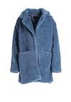 Niebieski Płaszcz Aberglasslyn